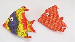 Origami Für Anfänger : s en fisch falten kinderleicht total niedlich ~ A.2002-acura-tl-radio.info Haus und Dekorationen