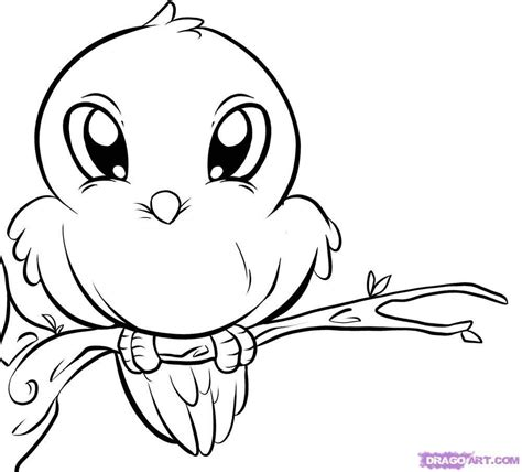 ini: Cute Bird Coloring Pages http://www printablesfree