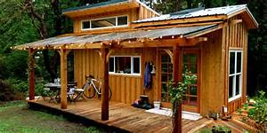This Enchanting Tiny House On Salt Spring Island Can Be