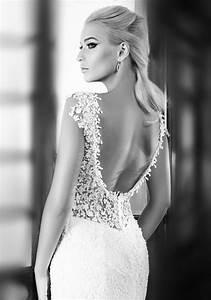 Robe De Mariée Dos Nu Plongeant : 30 robes de mari e haute couture par bien savvy ~ Melissatoandfro.com Idées de Décoration