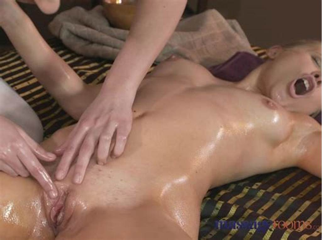 #Massage #Rooms #Young #Blonde #Lesbian #Has #Deeply #Intense