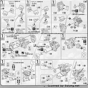 1  100 Gundam Astraea English Manual  U0026 Color Guide
