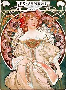 5 Page Website Design Alphonse Mucha The Complete Works Alfonsmucha Org