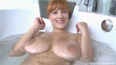 Breasty Blond Angel Is Pounds Porn In The Shower