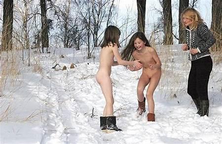Teen Family Nude