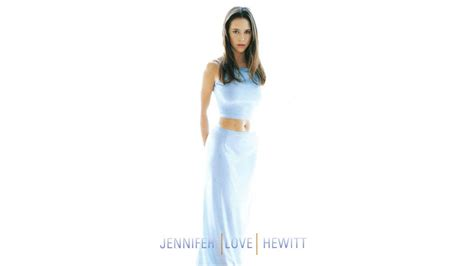 foto de Jennifer Love Hewitt I Want A Love I Can See YouTube