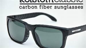 Ray Ban Justin Size Chart Kolstom Classic Carbon Fiber Sunglasses By Justin K