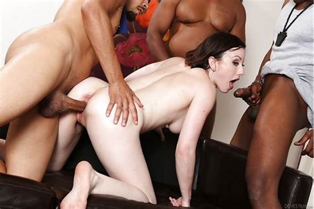 #Interracial #Groupsex #With #Jennifer #White #Who #Loves