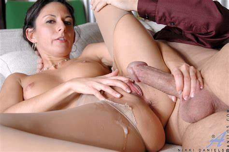 Curvaceous Sandra Luberc Nasty Puss Facials