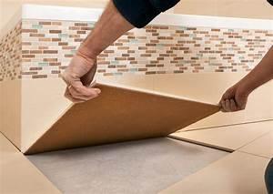Tiling, Method, Drymode, By, Lindner, Group