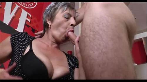 Grey Haired Harlot Enjoying Assfuck Toy And Fucking Cunt #Short #Hair #Granny #Makes #A #Young #Boy #Cum