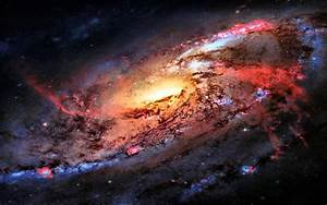 Starry Space HD Wallpapers - Pics about space