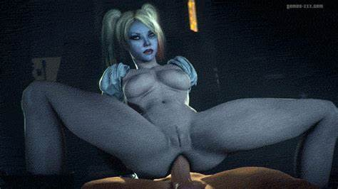 Blue Haired Babe Cry With Creampie