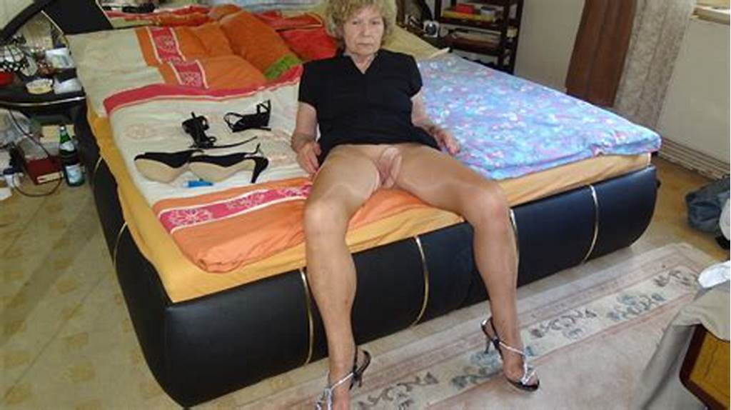 #Granny #Spreads #Her #Legs #Wide #Open