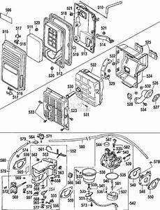 Dewalt Dg6000 Parts Diagram For Carburetor  Air Cleaner