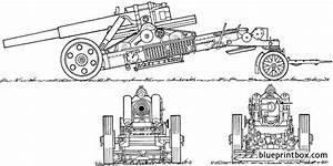 21cm Morser 18 Plans