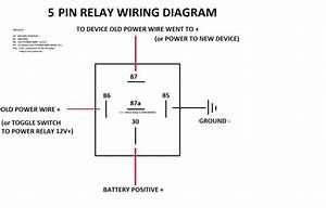 5 Pole Relay Diagram