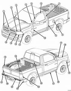 1995 Dodge Ram Truck 1500 3500 Service Repair Manual