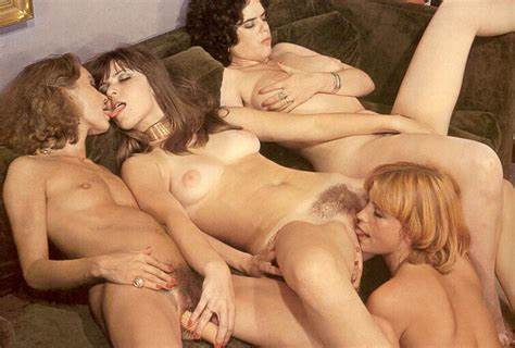 Tantra Lezbo Retro For Females Four Hairless Seventies Lesbian Fetish Foxy