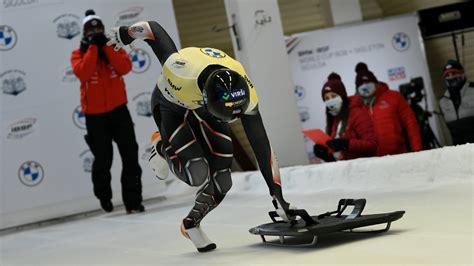 Martins Dukurs wins second BMW IBSF World Cup 2020/2021 in ...