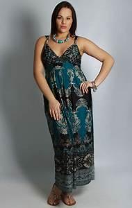 Robe Pour Femme Ronde : robe longue pour femme ronde robe de maia ~ Nature-et-papiers.com Idées de Décoration