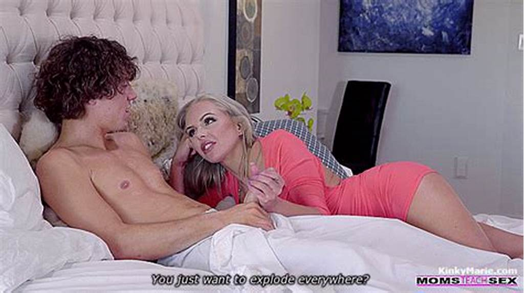 #Alexa #Grace #& #Nina #Elle #Seduced #By #My #Stepmom