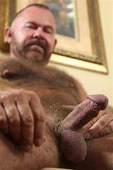 Big hairy bear men