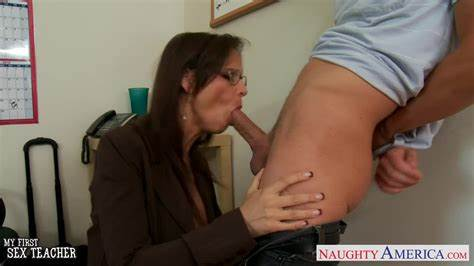Stunningly Girl Getting Teachers Cocks Feature