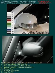 Power-folding Signal Mirror Assy For Camry  Solara