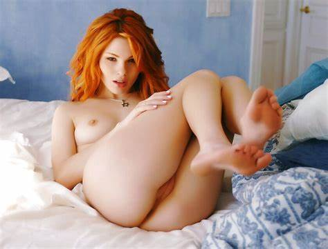 Lustful Tiny Red Hair Get