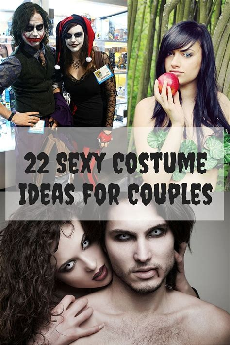 You are still going on dates, right. 22 Sexy Costume Ideas for Couples: Totally unique ideas ...