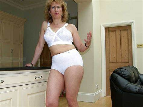 Granny In Girdles Her Beach Walking On Topless Bathroom