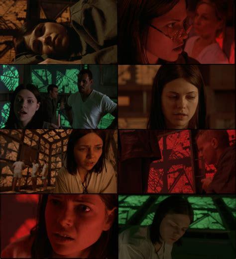 #cube (1997) #cube 1997 #cube film #david hewlett #nicole de boer #character: nicole de boer on Tumblr