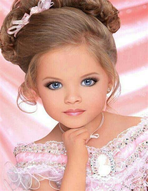 Glitz Beaux enfants Portrait enfant Photo visage