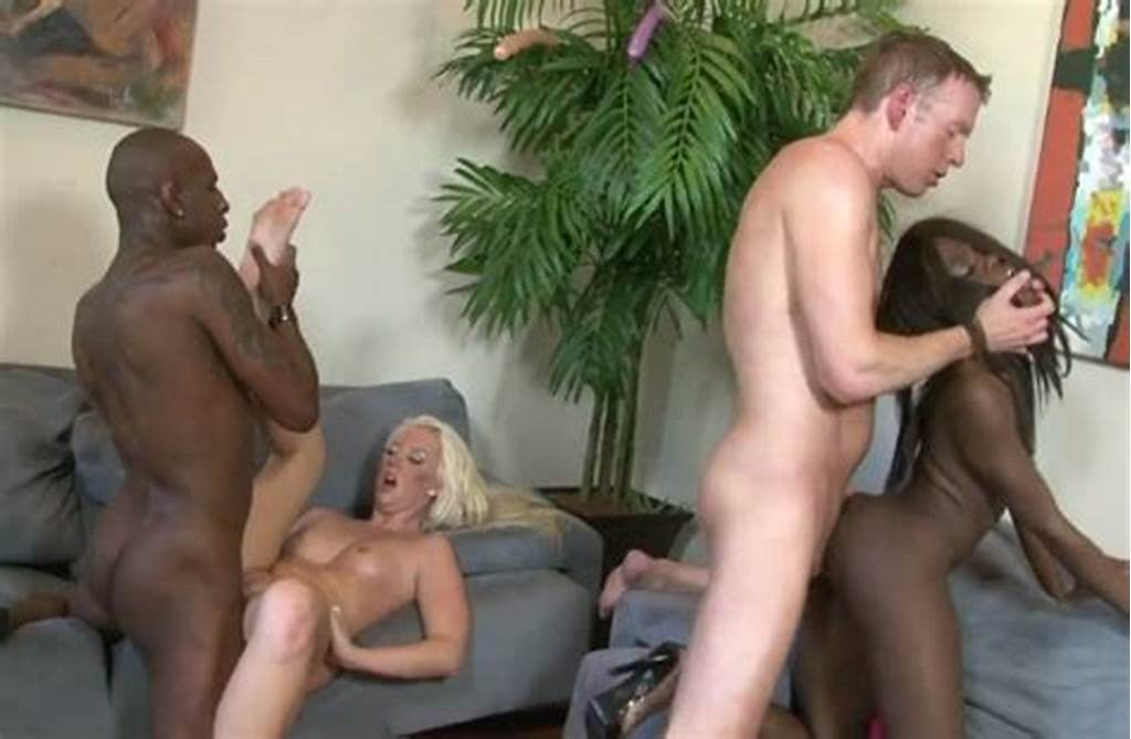 #Interracial #Swinger #Party #Featuring #Horny #Dudes #Mark #Wood