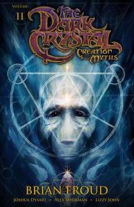 Cover Page Of An Essay The Dark Crystal Creation Myths Volume Ii Preview