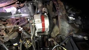 Toyota Land Cruiser Fj60 Alternator Question