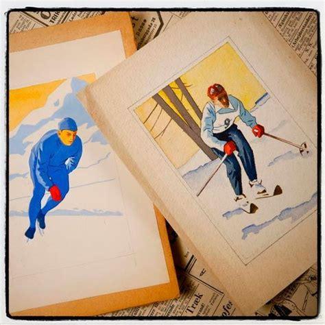 Sports illustrationer