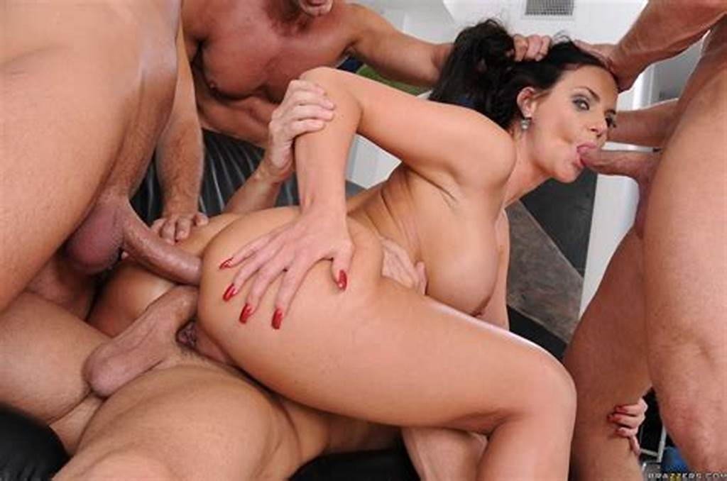 #Multiple #Cocks #In #Holes