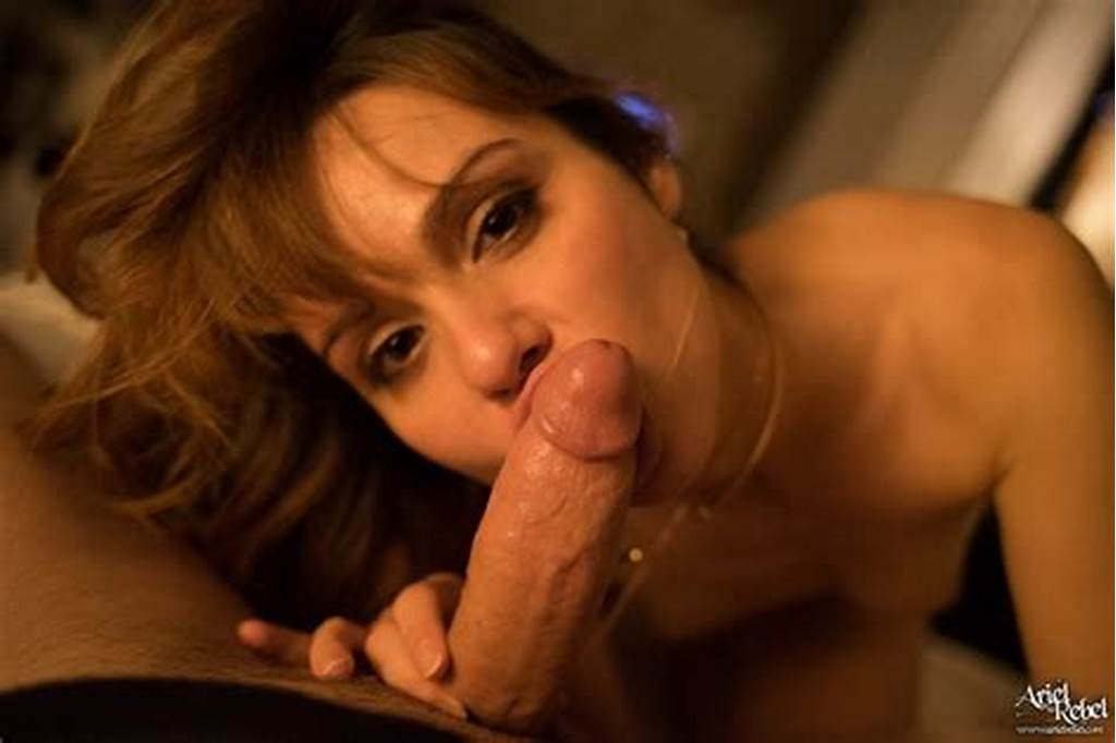 #Ariel #Rebel #In #Cock #Worship