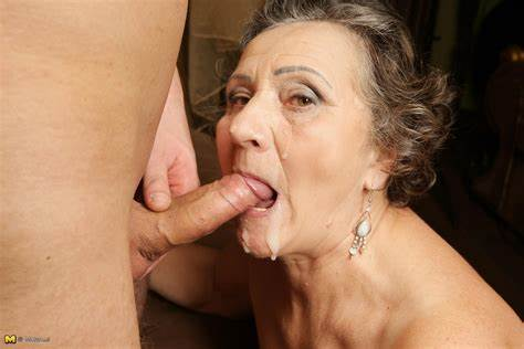 Granny Plays With Her Penis Compilation