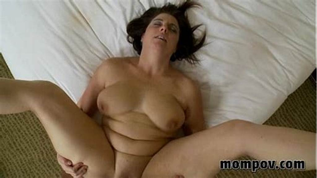 #Brunette #Milf #Fucks #And #Sucks