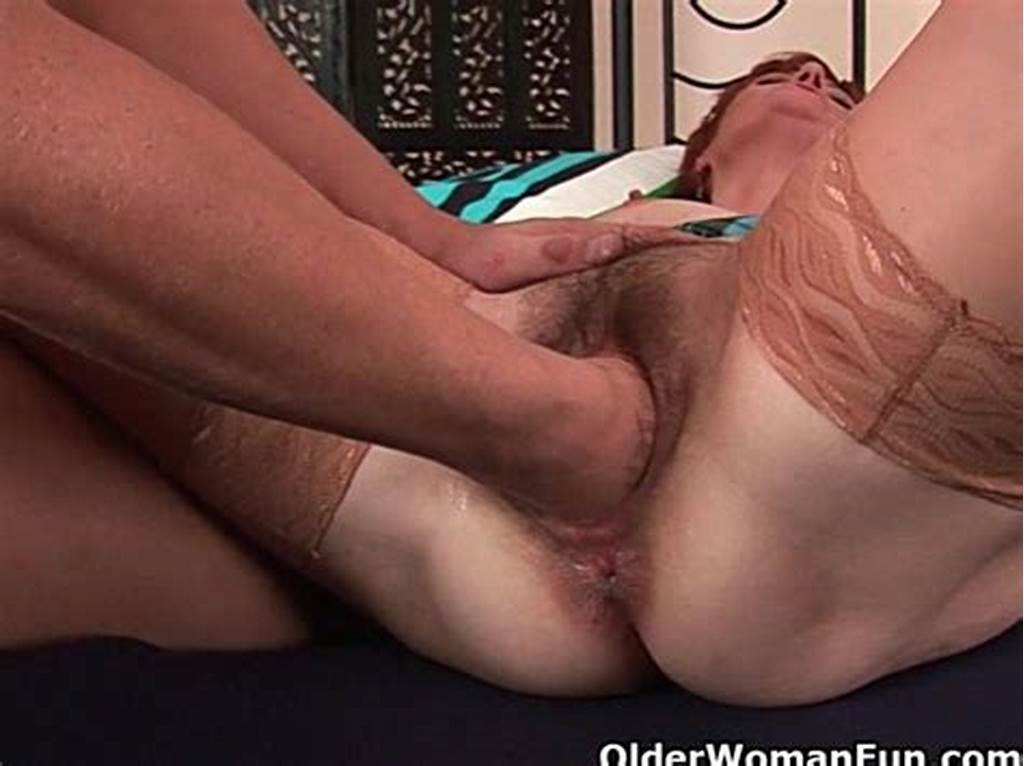#Insatiable #Mom #Craving #A #Fist #Up #Her #Old #Pussy