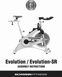 Schwinn Evolution Ns 754 Users Manual Evoassman