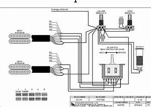 Koleksi Skema Wiring Diagram Berbagai Gitar Dan Sumber