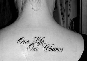 Phrase Tatouage Sur La Force : tatouage phrase sur la vie ~ Melissatoandfro.com Idées de Décoration