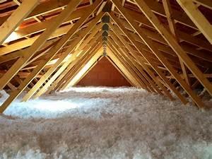 Isolation Combles à 1 : isoltoit2ef isolation de toit par soufflage dans l 39 orne 61 ~ Edinachiropracticcenter.com Idées de Décoration