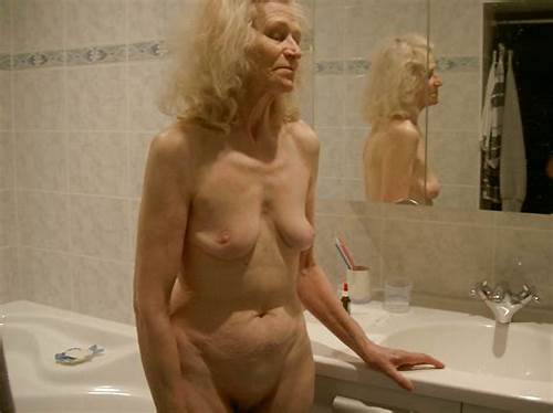 Slender Granny On Teenage #Very #Skinny #Old #Amateur #Granny #Posing #Naked
