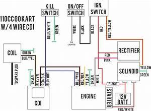 Honda 400ex Volts Wiring Diagram