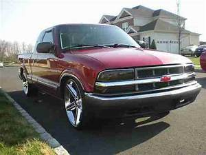 Sell Used 1999 Chevy S10 Pick Up Truck  Custom Rims